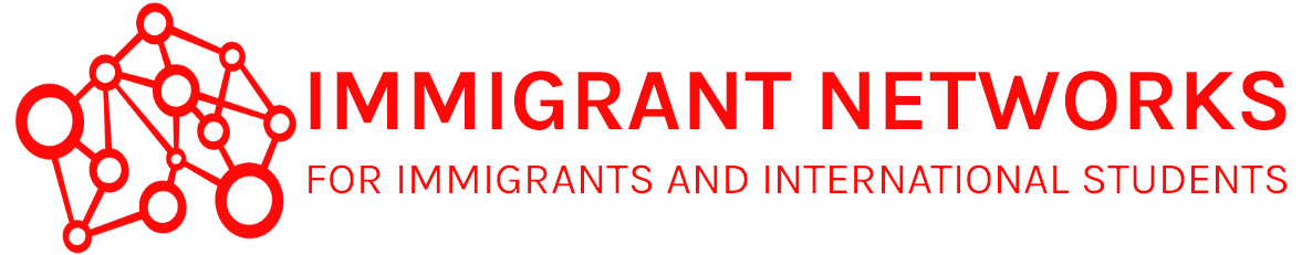 Immigrant Networks Logo